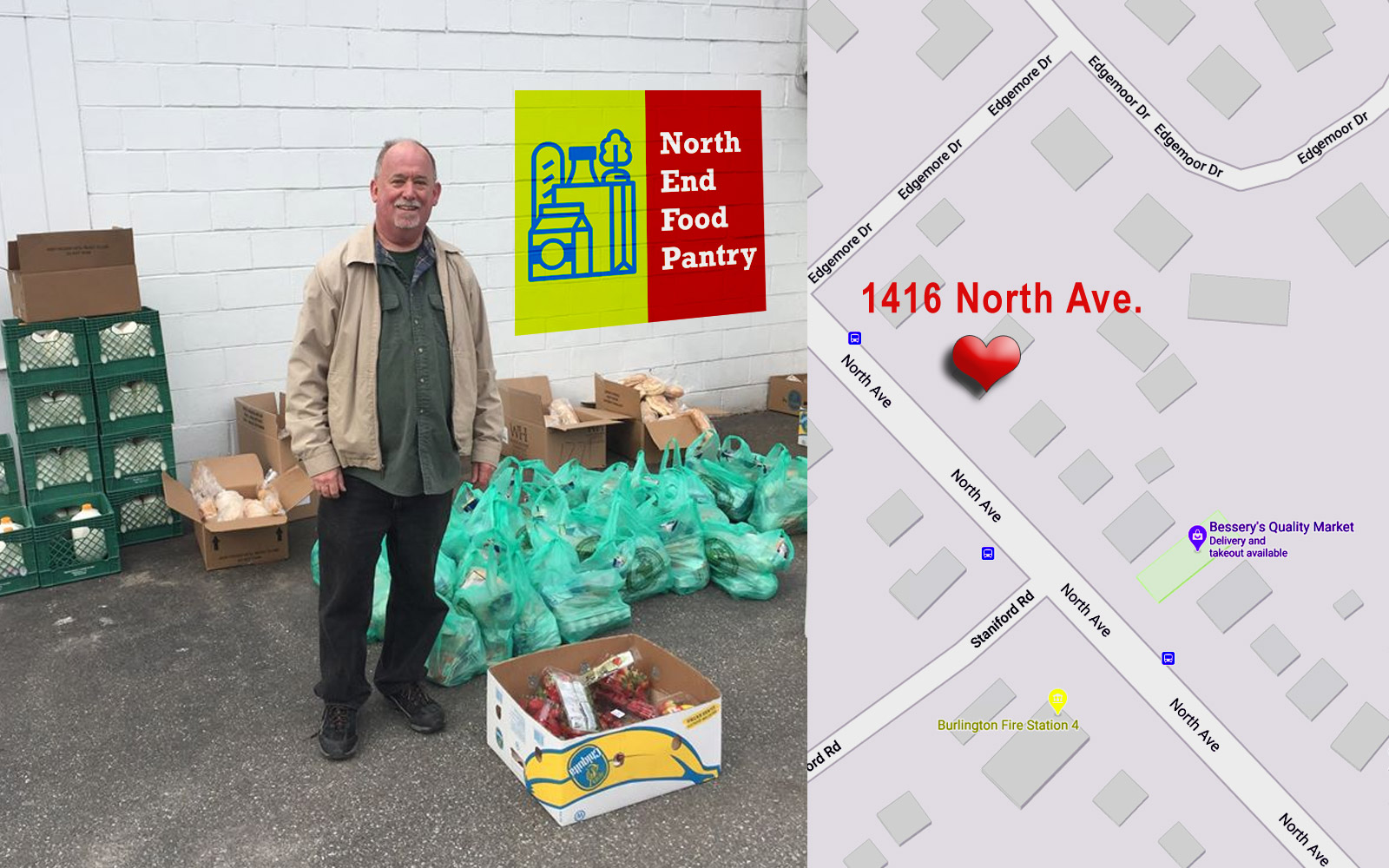 North End Food Pantry